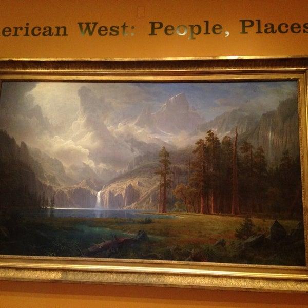 9/1/2013にCherie W.がThe Rockwell Museumで撮った写真