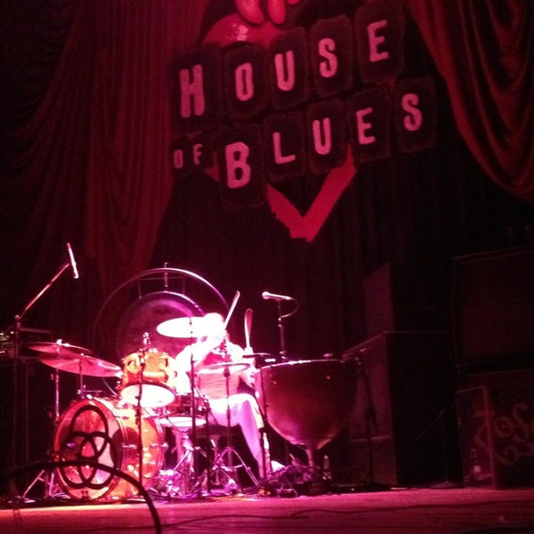 Foto tomada en House of Blues  por Howie B. el 5/16/2013