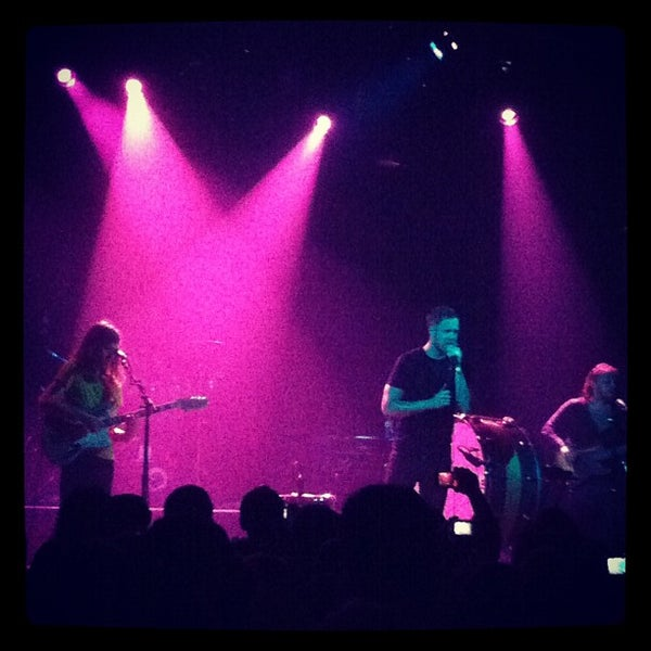 Photo prise au Irving Plaza par Lauren D. le9/8/2012