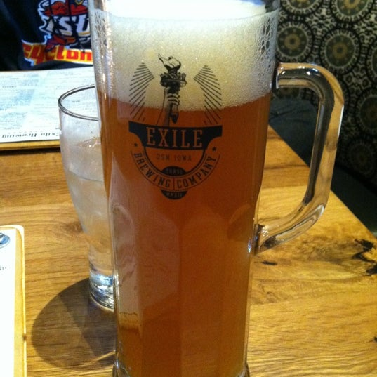 Das Foto wurde bei Exile Brewing Co. von Eric H. am 9/8/2012 aufgenommen