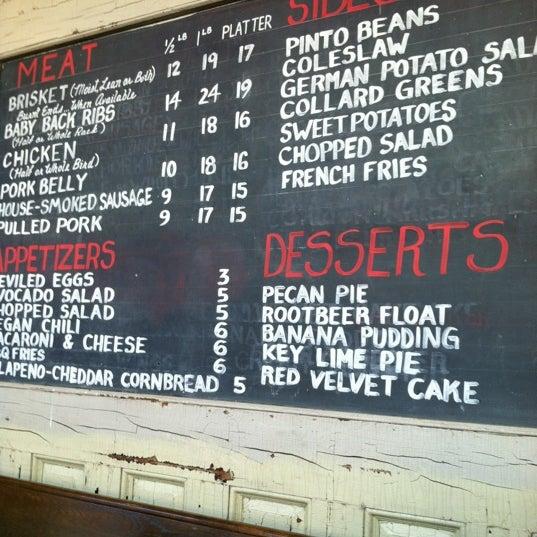 Photo prise au Percy Street Barbecue par Chris le1/8/2012
