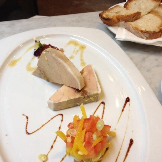 Photo prise au Restaurant de l'Ogenblik par Benoit O. le12/16/2011