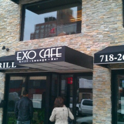 7650911b79 Exo Cafe (Now Closed) - American Restaurant in Forest Hills