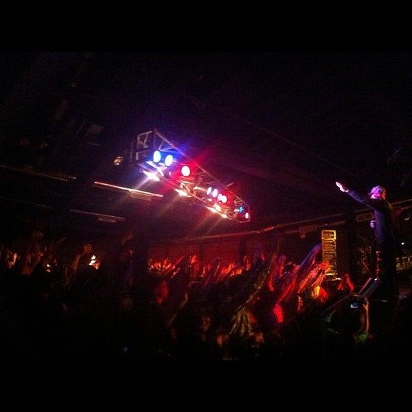 Снимок сделан в The Cannery Ballroom пользователем Dj Mere 1. 1/29/2012