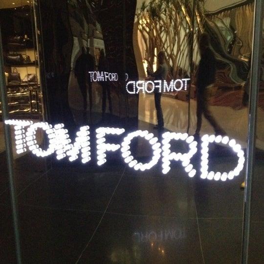 Tom Ford The Strip Las Vegas Nv