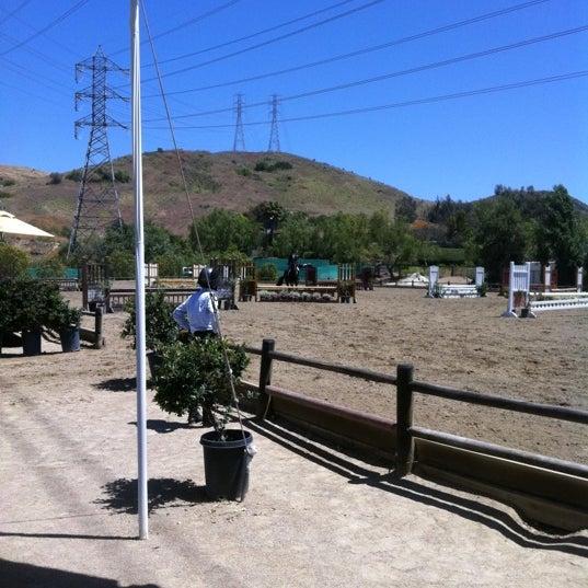 The Oaks Horse Show Now Closed San Juan Capistrano Ca