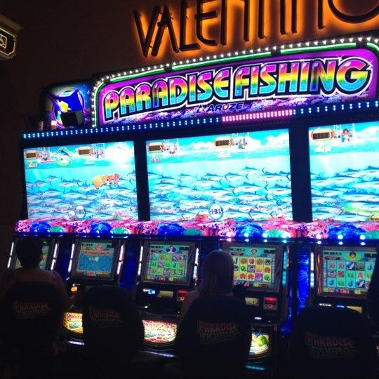 Venetian Slot Machines