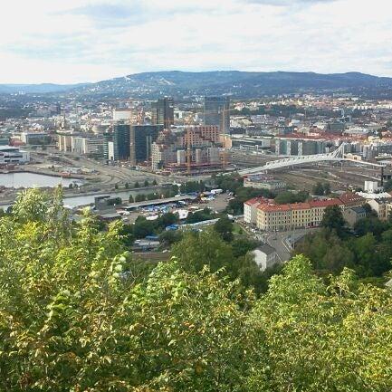Utsikten Oslo