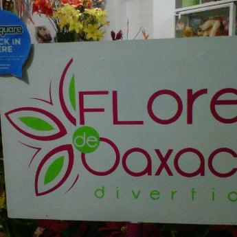 12/18/2011にMónica V.がFlorería Flores de Oaxacaで撮った写真