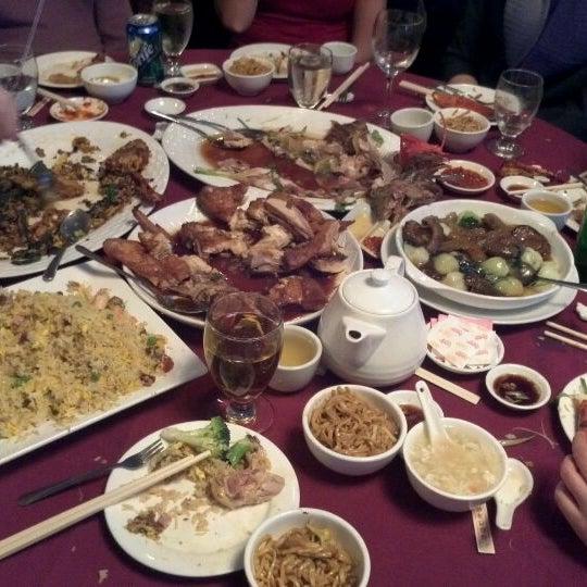 1/24/2012에 Jorge F.님이 Oriental Garden 福臨門海鮮酒家에서 찍은 사진