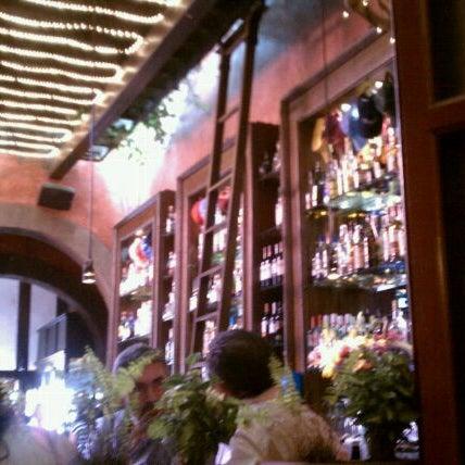 Photo taken at Hank's San Miguel de Allende by Margarita V. on 10/15/2011
