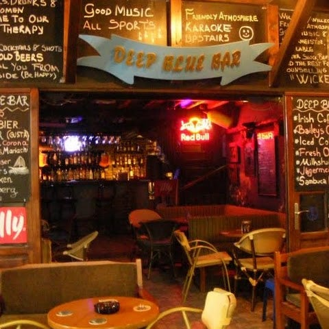 Without doubt the best bar in Fethiye. Get a beer and a waterpipe then just sit back and people watch in the old town...
