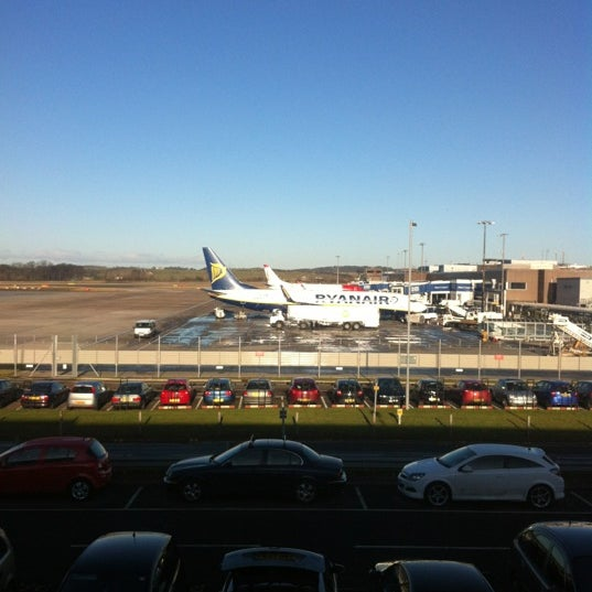 Photo prise au Edinburgh Airport (EDI) par Martin S. le1/23/2012