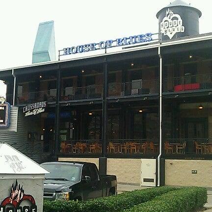 6/13/2012에 Malissa F.님이 House of Blues에서 찍은 사진