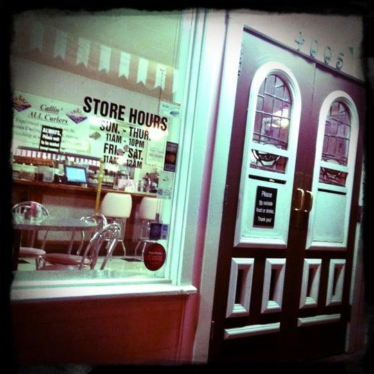 Снимок сделан в Sugar Bowl Ice Cream Parlor Restaurant пользователем Mike L. 5/10/2012