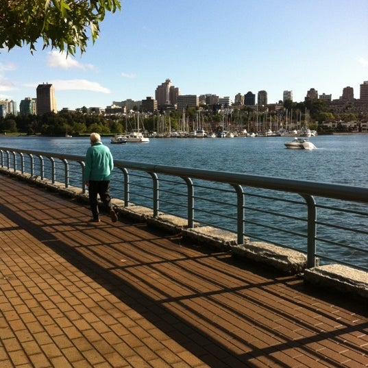 Yaletown Vancouver: Trail In Downtown Vancouver