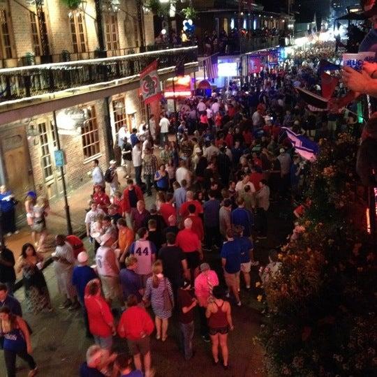 Foto scattata a Bourbon Heat da Brandon S. il 4/1/2012