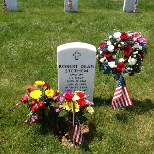 Photo prise au Arlington National Cemetery par Brian F. le5/28/2012