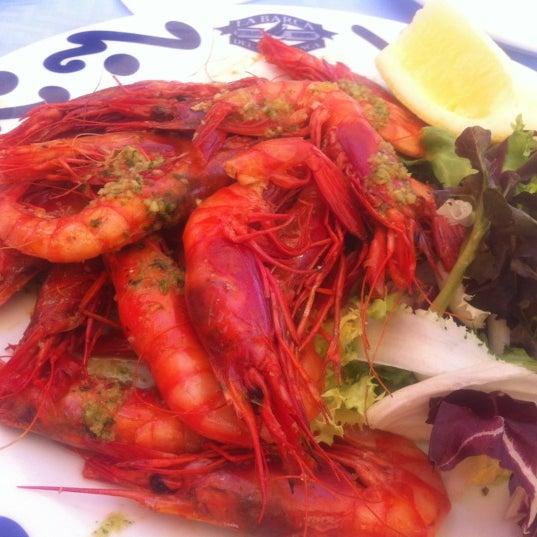 Das Foto wurde bei Restaurante Salamanca von Marta U. am 7/29/2012 aufgenommen