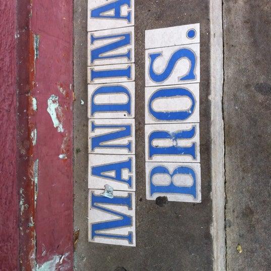 Photo taken at Mandina's Restaurant by Nancy G. on 3/29/2011
