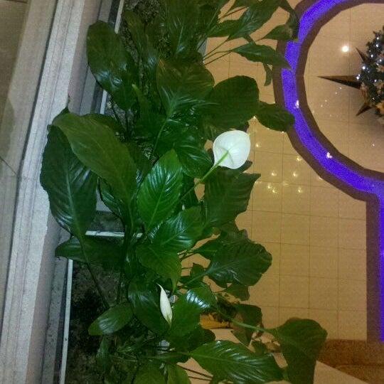 Das Foto wurde bei InterTower Hotel von Pepe E. am 1/6/2012 aufgenommen