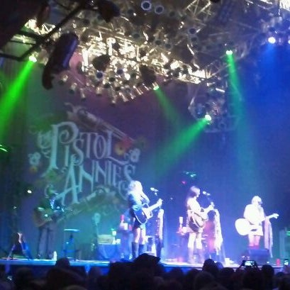 Снимок сделан в House of Blues пользователем Marcos V. 1/18/2012