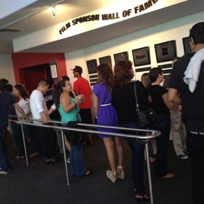 Снимок сделан в Autonation IMAX 3D Theater пользователем Jason K. 7/28/2012