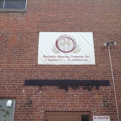 Photo prise au Berkshire Brewing Company par Bob H. le8/25/2012