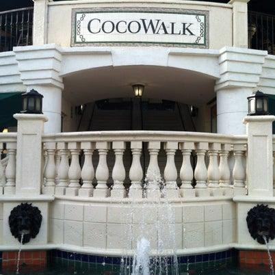 7/25/2012에 Ari D.님이 CocoWalk에서 찍은 사진