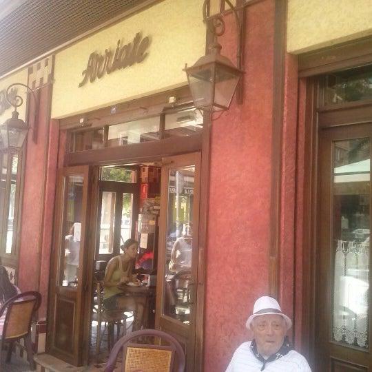 Foto tomada en Café Bar Arriate por Manuel L. el 9/11/2012