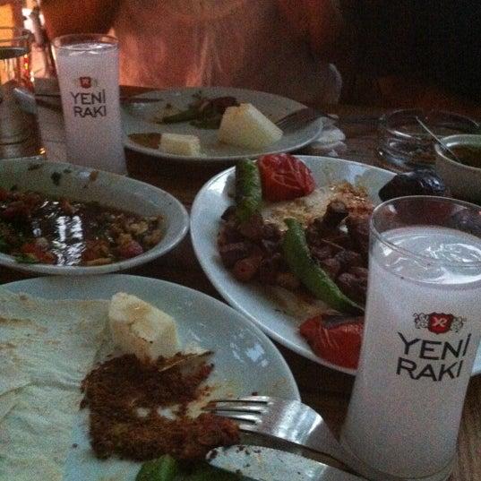 8/1/2012에 Erkan G.님이 Cunda Balık Restaurant에서 찍은 사진