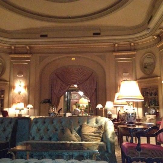 Foto tirada no(a) El Palace Hotel Barcelona por Sergio J. em 7/19/2012