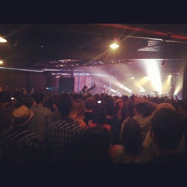 Снимок сделан в The Cannery Ballroom пользователем Katy K. 5/22/2012