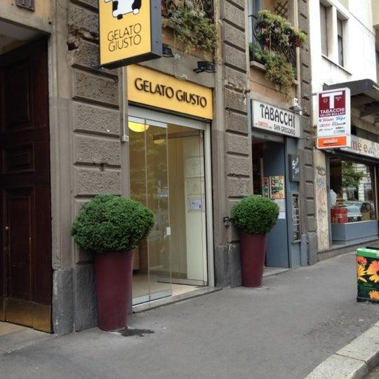 Foto tomada en Gelato Giusto por Enrico C. el 6/1/2012