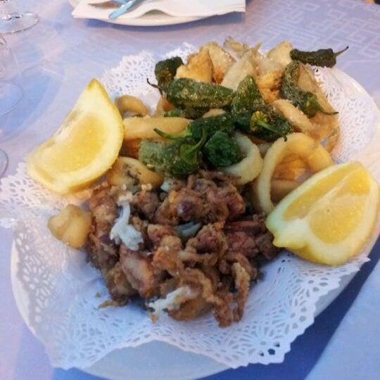 Das Foto wurde bei Restaurante Salamanca von Geoffrey G. am 5/19/2012 aufgenommen