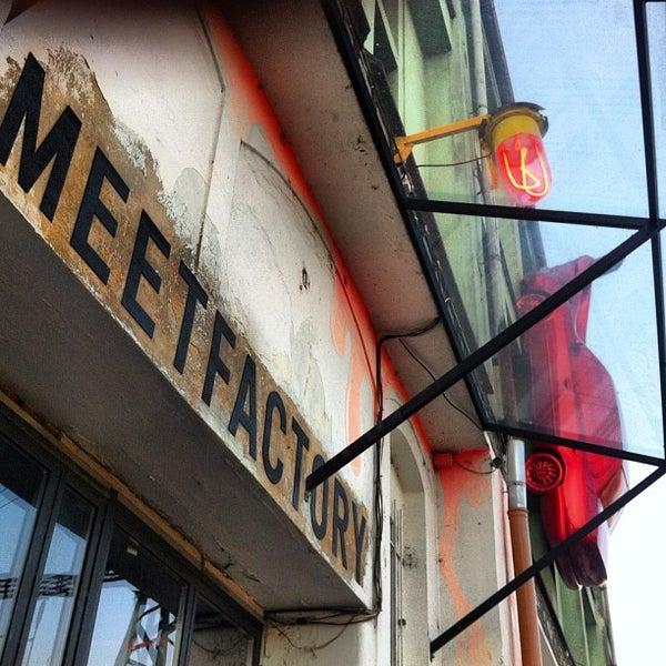 11/14/2012にCarlotta O.がMeetFactoryで撮った写真