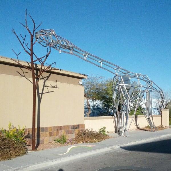 Foto tirada no(a) Las Vegas Natural History Museum por John V. em 2/16/2013