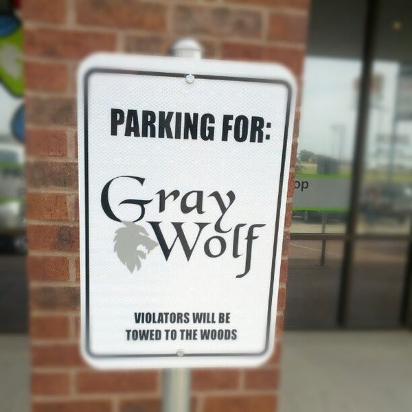 Gray Wolf Promotions