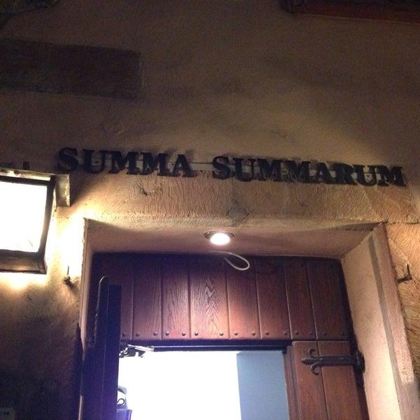 Summa Summarum Musikkeller Sachsenhausen Nord Klappergasse 3
