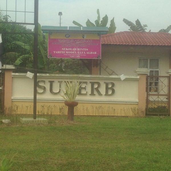 Foto Di Sekolah Menengah Agama Persekutuan Bentong