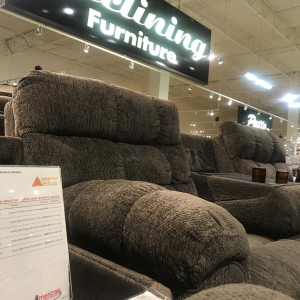 Home Furnishing Stores: American Furniture Warehouse