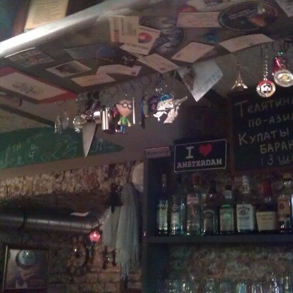 7/28/2013 tarihinde Vadim L.ziyaretçi tarafından Thistle Pub'de çekilen fotoğraf