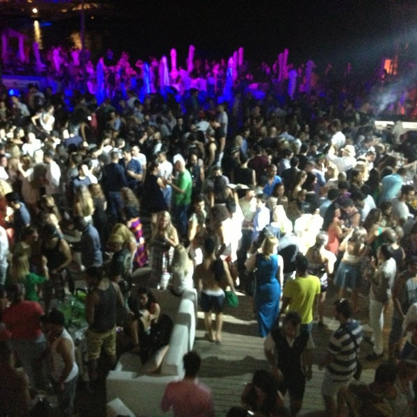 Снимок сделан в Blue Marlin Ibiza пользователем Roy F. 3/1/2013