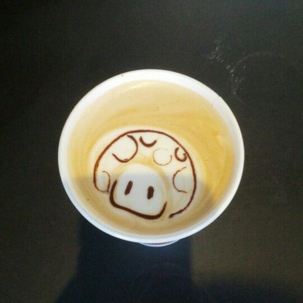 Das Foto wurde bei Elite Audio Coffee Bar von Larry M. am 1/17/2013 aufgenommen