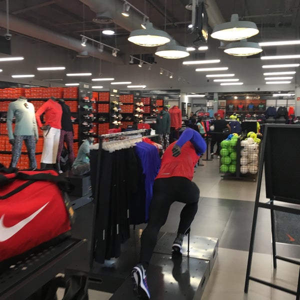 Photo taken at Nike Factory Store by Kastore L. on 10 4 2017 ce29f796f8f