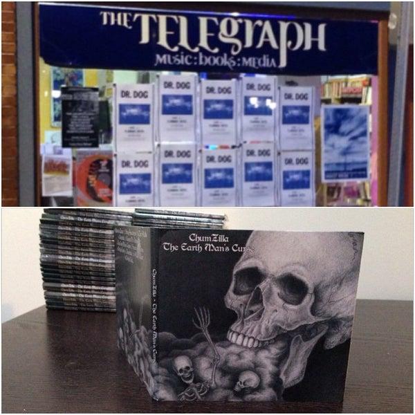 1/31/2015 tarihinde Chum Z.ziyaretçi tarafından The Telegraph'de çekilen fotoğraf