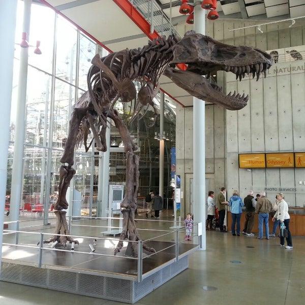 รูปภาพถ่ายที่ California Academy of Sciences โดย Santiago V. เมื่อ 2/25/2013