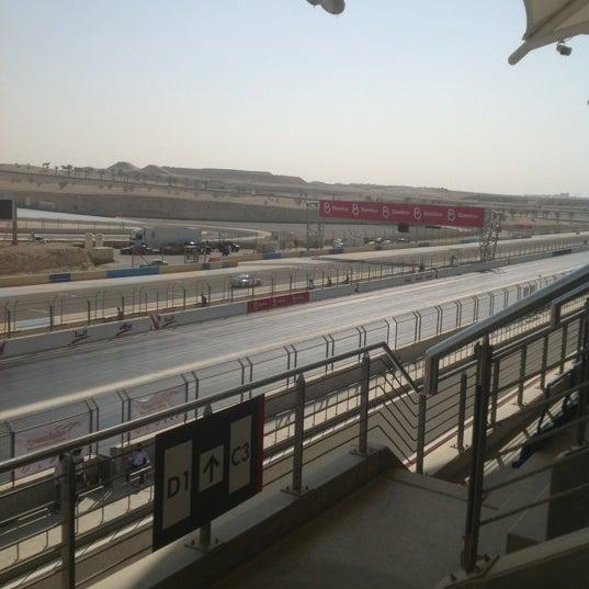Foto scattata a Bahrain International Circuit da Jester B. il 11/17/2012