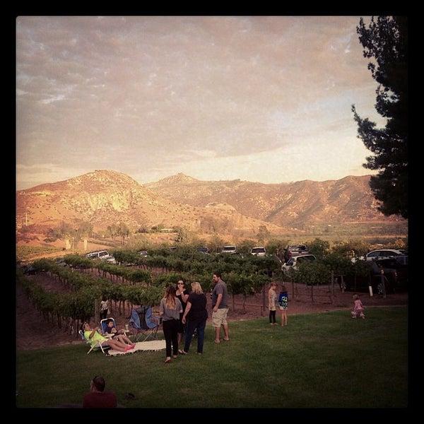 รูปภาพถ่ายที่ Orfila Vineyards and Winery โดย LiveFit F. เมื่อ 9/22/2012