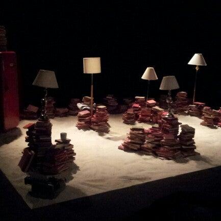 รูปภาพถ่ายที่ Foro Shakespeare โดย Ernesto G. เมื่อ 1/27/2013